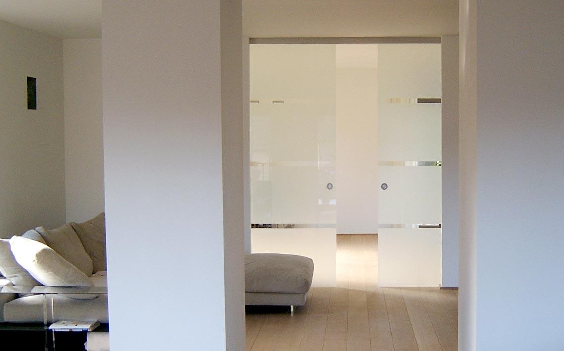 Badkamer schuifdeur: badkamer schuifdeur moderne glazen naar zonder.